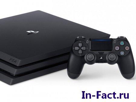 PS4 Pro представлен новый дизайн смотрите презентацию