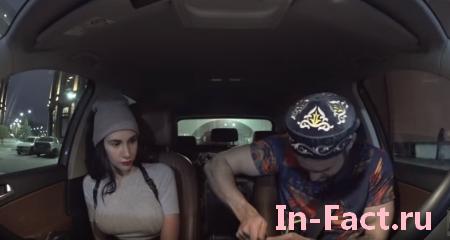 Красавица села к незнакомому парню в машину и очень пожалела